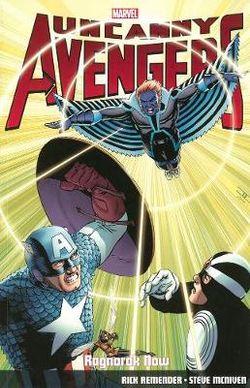 Uncanny Avengers Vol.3: Ragnarok Now