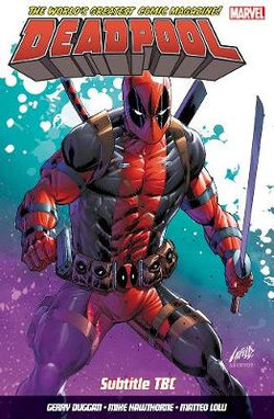 Deadpool: World's Greatest Vol. 9: Deadpool in Space