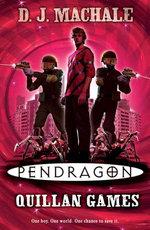 Pendragon: Quillan Games