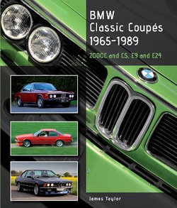 BMW Classic Coupes, 1965-1989