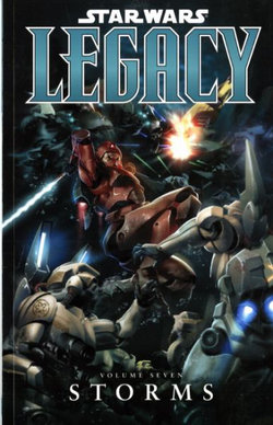 Star Wars - Legacy: Storms v. 7