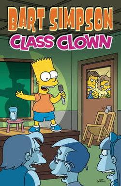 Bart Simpson Class Clown