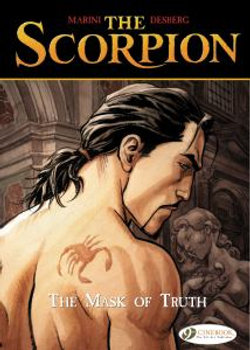 Scorpion the Vol. 7: the Mask of Truth