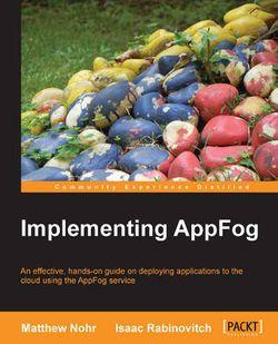 Implementing AppFog