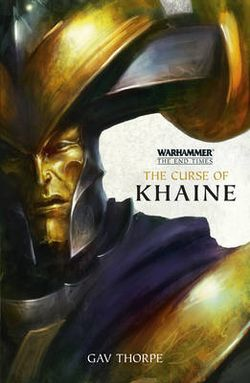 The Curse of Khaine: Book 3