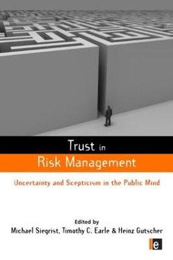 Trust in Risk Management