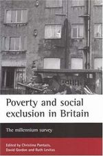 Poverty and social exclusion in Britain