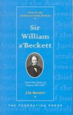 Sir William a'Beckett