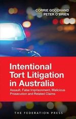 Intentional Tort Litigation in Australia