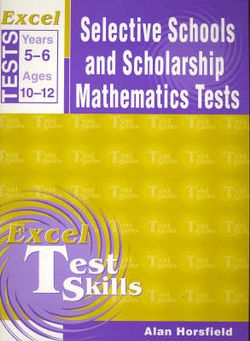 Excel Selective Schools and Scholarship Mathematics Tests