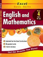 Excel English & Mathematics Core: Book 4
