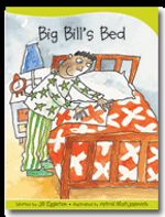 Sails Take-Home Library Set A: Big Bill's Bed (Reading Level 7)