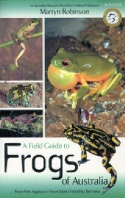 A Field Guide to Frogs of Australia
