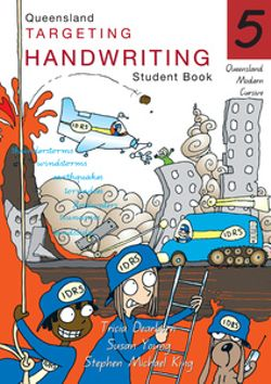 QLD Targeting Handwriting Student Book Year 5