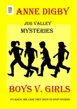 Jug Valley Mysteries BOYS v GIRLS