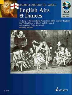 English Airs and Dances