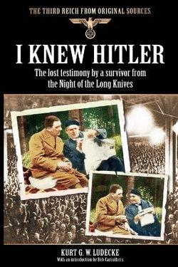 I Knew Hitler