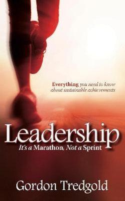Leadership: It's a Marathon not a Sprint