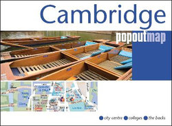 Cambridge PopOut Map