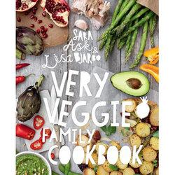 Very Veggie Family Cookbook cover image