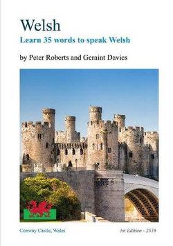 WELSH - Learn 35 words to speak Welsh