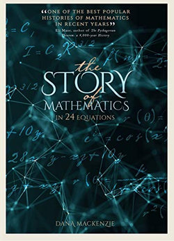 The Story of Mathematics in 24 Equations