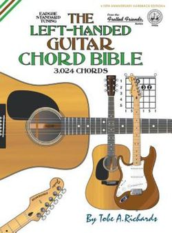 The Left-Handed Guitar Chord Bible