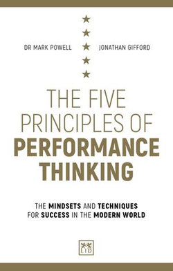 The Five Principles of Performance Thinking