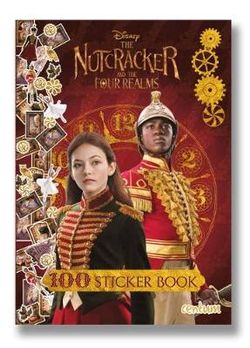The Nutcracker and the Four Realms Sticker Book