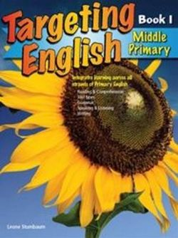 Targeting English Middle Primary - Book 1