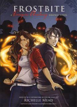 Frostbite: Vampire Academy Graphic Novel Book 2