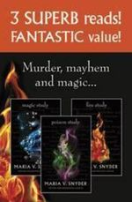 Maria V. Snyder Soulfinders Pack, FIRE STUDY, MAGIC STUDY, POISON STUDY