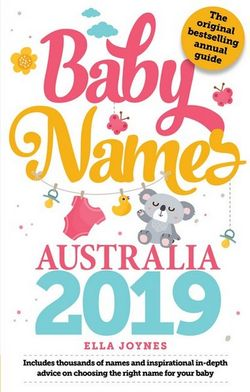 Baby names books - Buy online with Free Delivery | Angus & Robertson