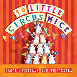 10 Little Circus Mice