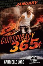 Conspiracy 365 #1