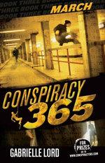 Conspiracy 365 #3
