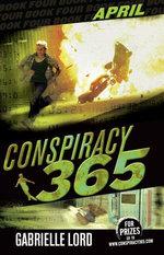 Conspiracy 365 #4