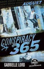 Conspiracy 365 #8