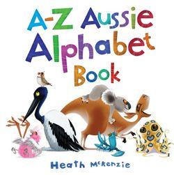 A-Z Aussie Alphabet Book