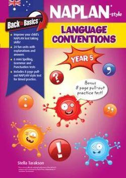 Back to Basics - Naplan-style Language Conventions Year 5