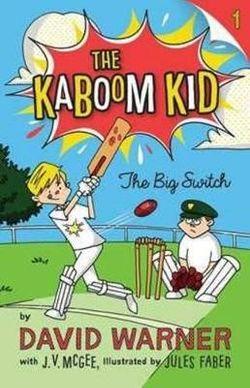 Big Switch: Kaboom Kid #1