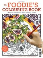 The Foodies Colouring Book