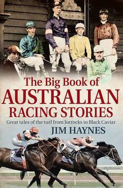 The Big Book of Australian Racing Stories cover image