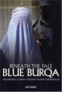 Beneath the Pale Blue Burqa