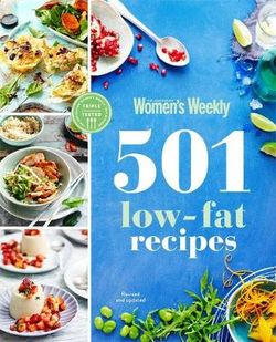 501 Low-Fat Recipes