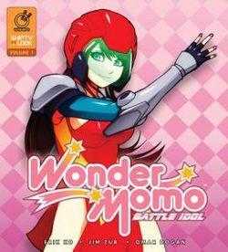 Wonder Momo: Battle Idol Volume 1