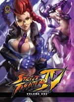Street Fighter IV Volume 1: Wages of Sin