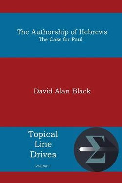 The Authorship of Hebrews