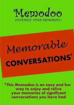 Memodoo Memorable Conversations
