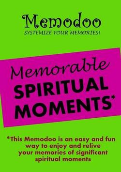 Memodoo Memorable Spiritual Moments